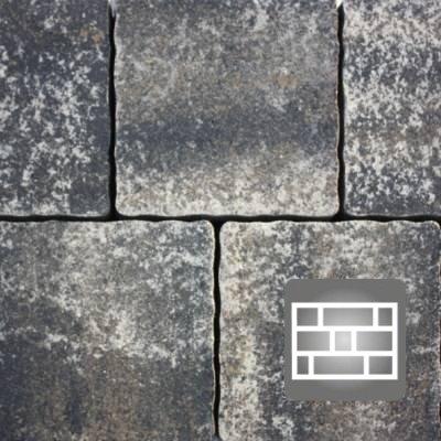 Pavaj Appia Antica Gri Vulcanic combi