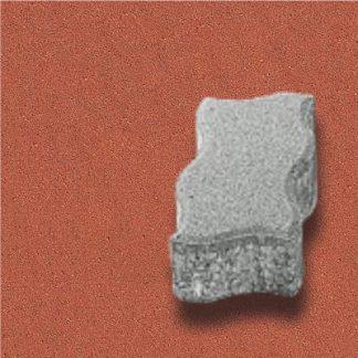 Pavaj Uniwelle Rosu 6 cm